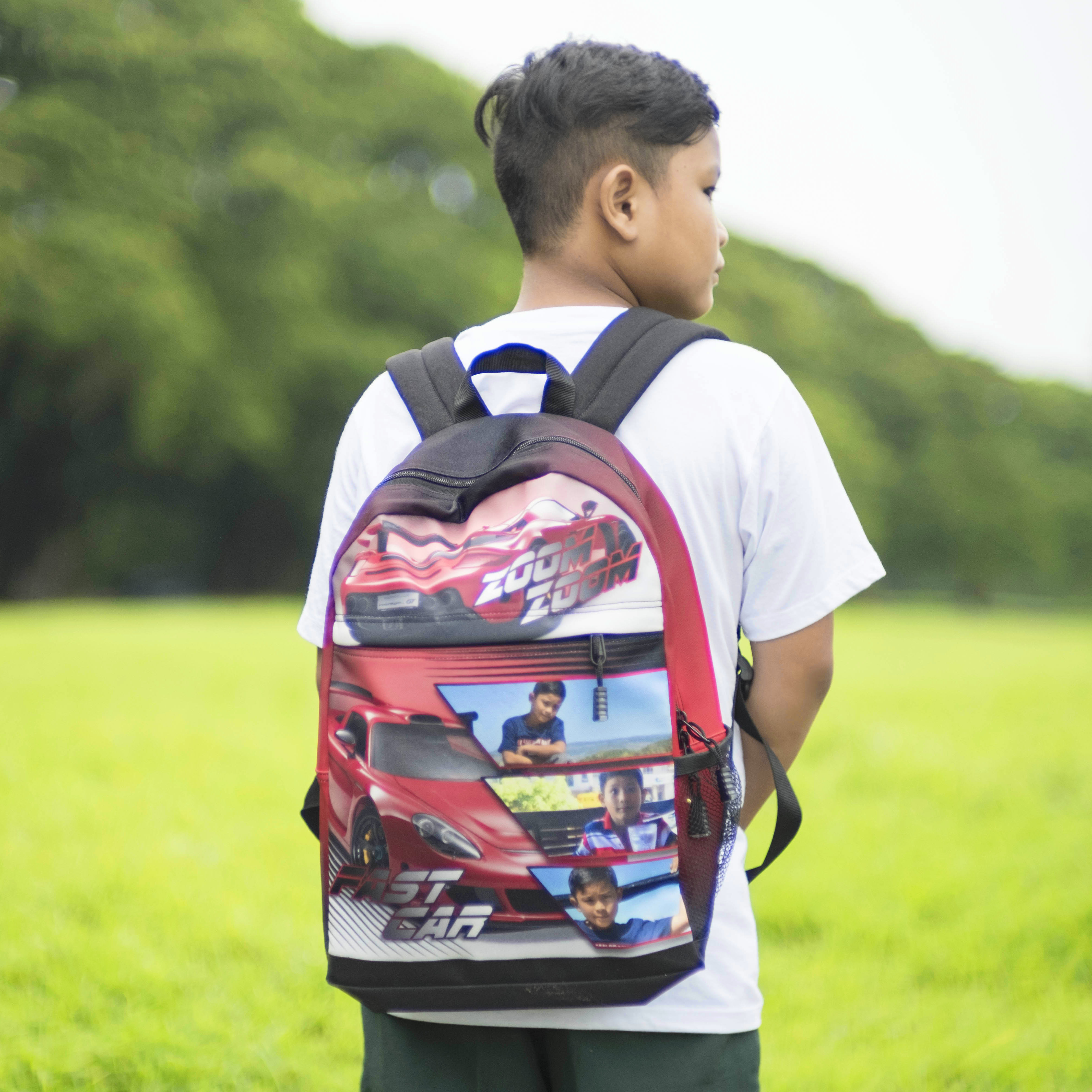 Customized Backpack - Create Your Own Personalized Backpack by Photo ... 36b9224e7ff8a