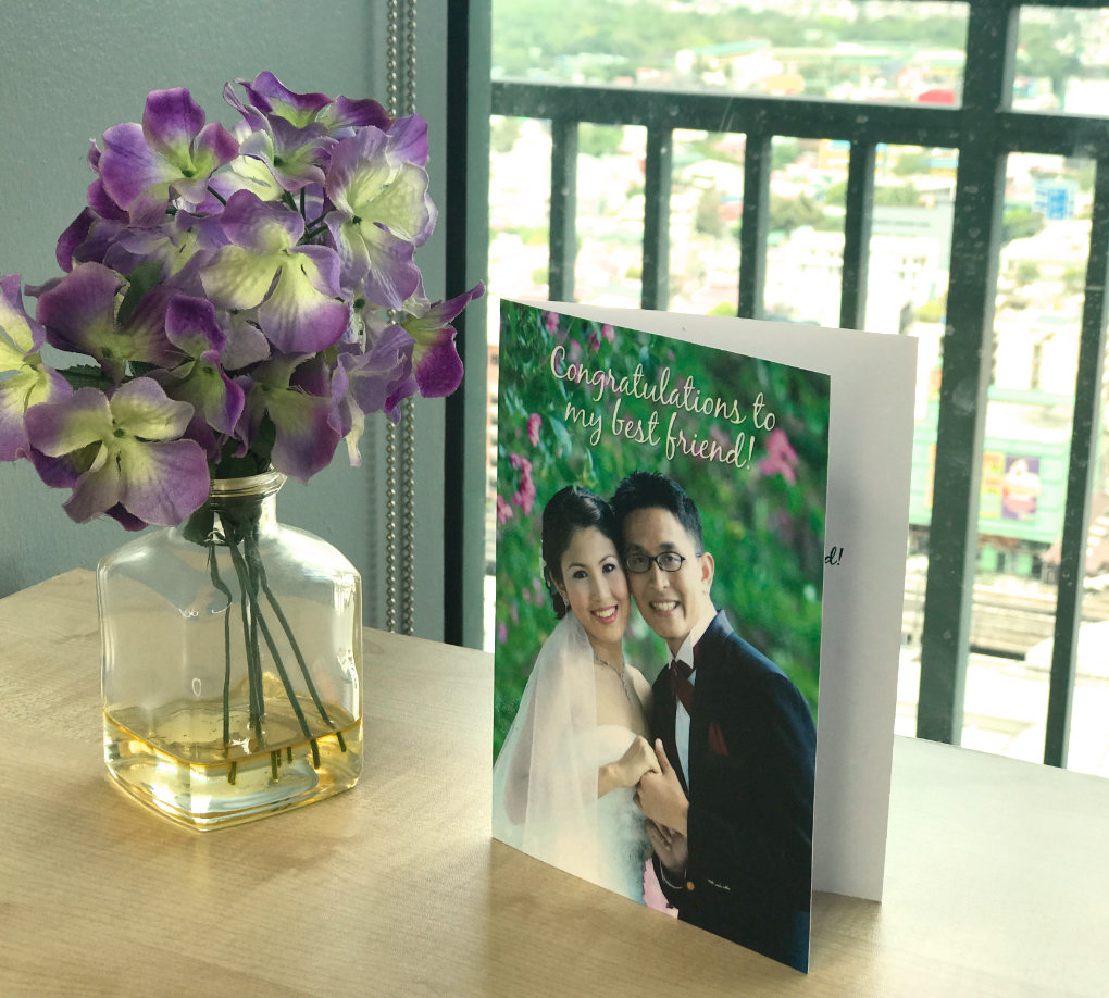 Customized Greeting Card Personalized Greeting Cards Philippines