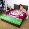 Personalized Bedsheet
