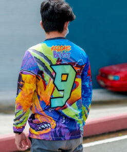 Sublimated Long Sleeves