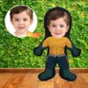Mini Me Human Doll - Aqua Man