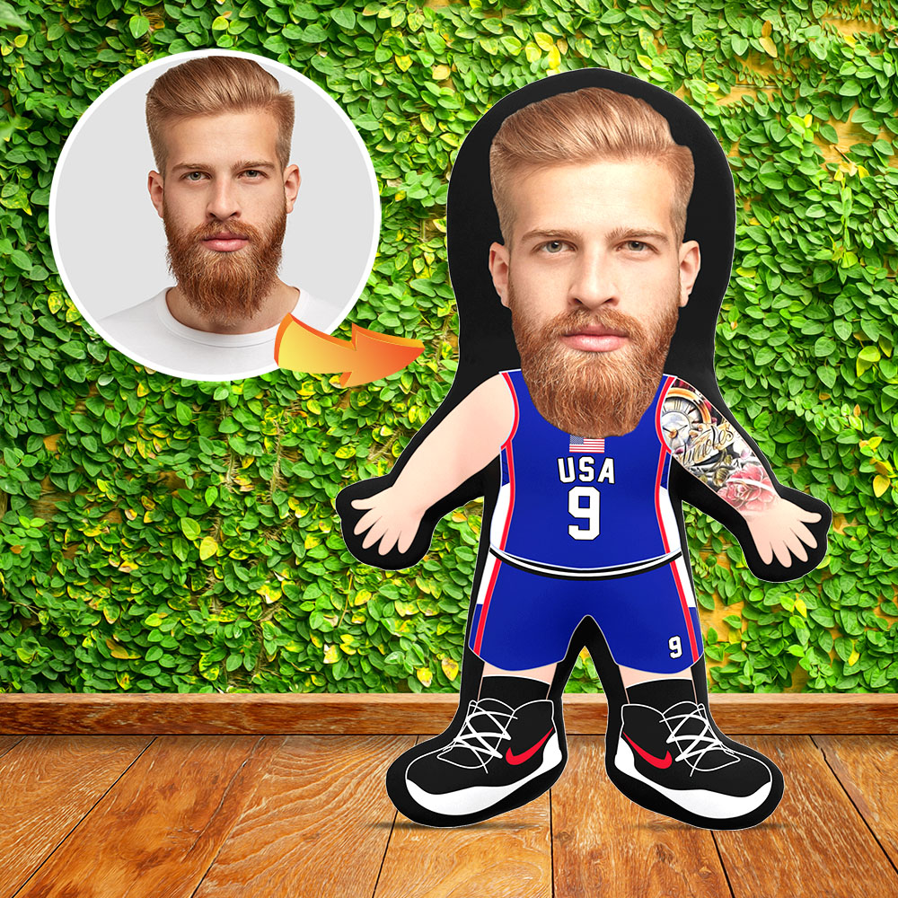 Mini Me Human Doll - Basketball Player 4
