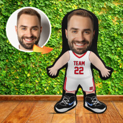 Mini Me Human Doll - Basketball 5