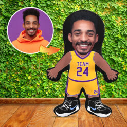 Mini Me Human Doll - Basketball Player 2