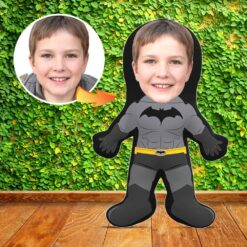 Mini Me Human Doll - Batman