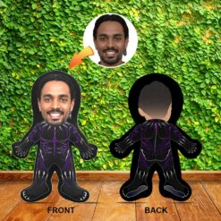 Mini Me Human Doll - Black Panther