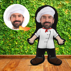Mini Me Human Doll - Chef