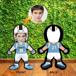 Mini Me Human Doll - Football