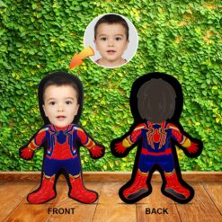 Mini Me Human Doll - Iron Spider