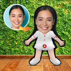 Mini Me Human Doll - Nurse 2