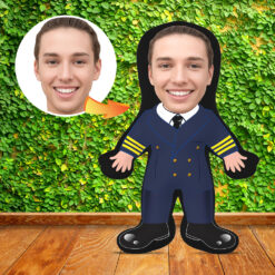 Mini Me Human Doll - Pilot (Male)