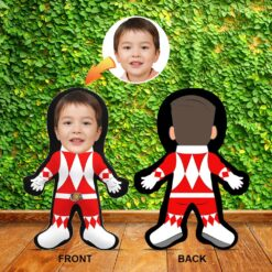 Mini Me Human Doll - Power Ranger