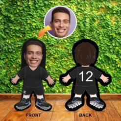 Mini Me Human Doll - Soccer 1