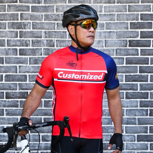Customized Cycling Jersey for Bikers