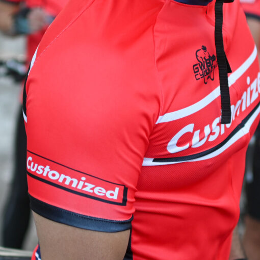 Customized Cycling Jerseys for Bike Teams and Cyclists